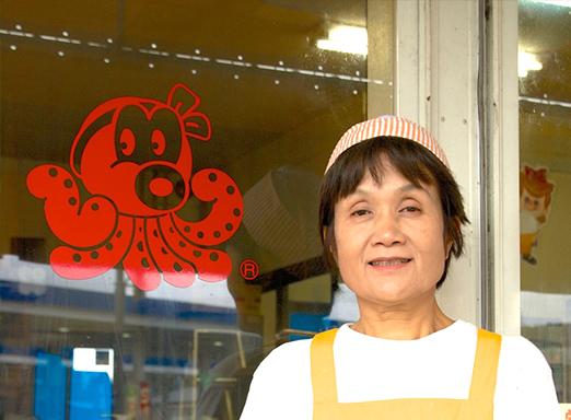 たこ焼き大阪,蜂来饅頭,合志店
