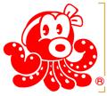 たこ焼き大阪,蜂来饅頭,ロゴ
